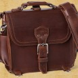 Saddlebackleather.com Product Details: Dark Coffee Brown now shipping with lighter colored pigskin Makes a great range or field bag or for exploring a city Converts to a backpack Made of […]