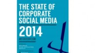 With the year-on-year growth and buzz around social media, there is a case that we've taken our eye off the prize The 4th annual State of Corporate Social Media Briefing...