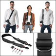 Kickstarter Peak Design Link Peakdesignltd.com Slide is a camera strap, but one that's different from every other camera strap out there. Slide is more than just a neck strap, sling...