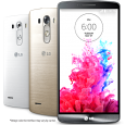 Att.com The LG G3's new 5.5″ Quad HD (2560 x 1440) display transforms the smartphone visual experience at 4 times the resolution of HD. Stunning graphics and life-like colors seem...