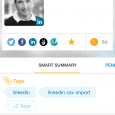 Nimble.com Relationship Intelligence for Better Connections to Grow your Business. Nimble has re-imagined customer relationship management by pioneering the world's first Intelligent Relationship platform. It auto-magically pulls contact profiles, email […]