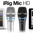 Ikmultimedia.com iRig Mic HD is the first affordable high-quality handheld digital condenser mic for singers, podcasters, online radio broadcasters, journalists, videographers, home studio enthusiasts and anyone else who needs to...