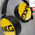 Us.akg.com KG-quality sound is yours in a comfortable headphone built to withstand the rigors of the on-the-go lifestyle – lending an inspirational sense of styling edge to keep you looking...