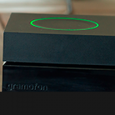 Gramofon.com Make your speakers wireless. Much better than bluetooth! Get one for each room and enjoy music everywhere. For Spotify Premium users.
