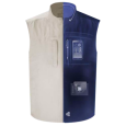 Scottevest.com Keep your cool when the heat is on! Weighing in at a mere 0.6 lbs., the Featherweight Vest is incredibly lightweight to keep all you warm weather fanatics cool....