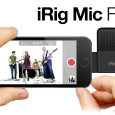 IKmultimedia.com Features: Digital stereo field-recording mic that connects to iPhone, iPad, iPod touch via Lightning connector Lightweight and pocketable design Rotates 90° for optimal audio/video positioning and locks in place […]