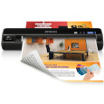 Epson.com Type: Sheet Fed, Simplex, A4, color scanner Scan Method: Fixed carriage and moving document Paper Supply: Manual feed (face down) Optical Sensor: 1200 dpi color CIS with 10,368 pixels […]