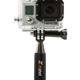 Xshot.com Directly fits all GoPro Hero Cameras without any adapters Very versatile GoPro Pole : compact 9′, and sturdy with a long 38′ reach Base of monopod has 1/4″-20 female […]