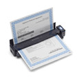 Fujitsu.com Overview The ScanSnap iX100 – take scanning anywhere The ScanSnap iX100 is the world's fastest battery powered ScanSnap. Whether scanning receipts, contracts, recipes, or plastic cards, the iX100 takes...
