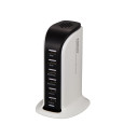 Kinkoo.com It' s time for a power upgrade — throw out that tired-out power strip and swap in this family-size USB charger, packed with 6 high-speed ports. With a built-in...