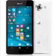 ATT.com The new Microsoft® Lumia 950 with Windows® 10 is the perfect partner to your PC. Windows 10 delivers a familiar and seamless experience allowing you to connect, surf, stream,...