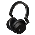Cleer.com Adjustable, Folding Headband Ergonomic Design 2 Detachable Cables with Remote & Mic HD Subwoofer, Mid, and Tweeter Speakers Eco-Friendly Leather Changeable Ear Pads Durable and Light Weight