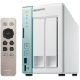 Qnap.com The TS-251A provides the innovative USB 3.0 QuickAccess port that allows you to quickly complete the first-time NAS installation and to then directly access files and data stored on […]