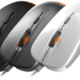 steelseries.com SPECIFICATIONS DESIGN Material: Soft Touch Black, Glossy White, Matte Grey Ergonomic, Right-Handed Grip Style: Palm or Claw Number of Buttons: 6 SteelSeries Switches: Rated for 30 Million Clicks Weight: […]