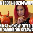 "JozuForWomen.com is LIVE!!!!! Sign up at Jozu Website or Find Stephenie Rodriguez and ""The Belles"" Anna and Blu for a chance to win one of 4 Carribean Trips, Swag bags,..."