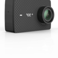 """YiTechnology.com Lens 7 layers of glass lens, 155° FOV, F2.8, f=2.66±5%mm LCD Screen 2.2"""" touch screen, 640*360 screen resolution at 330PPI, 250 cd/m2 brightness, 16:9. Main Processor Ambarella H2 chipset..."""