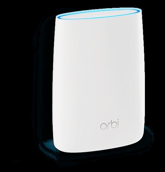 Netgear Orbi Home WiFi System: AC3000 Tri Band Home Network