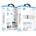 Naztech.com Save. Store. Transfer Made Easy! Need more memory fast? The Xtra Drive Mini is a thumb-sized Micro SD card reader that instantly adds up to 256GB of extra storage...