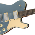 "Fender.com FEATURES Mahogany body with bound, maple top and lacquer finish American Professional Tele neck with large Strat headstock; 9.5""-radius rosewood fingerboard Shawbucker 1T and 2T humbucking bridge and neck […]"