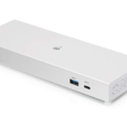 iogear.com 5K Resolution or dual 4K resolution* DisplayPort video output (4K@60Hz) Up to 85W Power Delivery pass-through Thunderbolt 3/USB-C expansion port 40Gbps data bandwidth USB-C port (USB 3.1 Gen1) 2...
