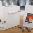 Capsulier.com The World's First Single-push, Reusable, Mess-free Capsule Maker Craft a coffee capsule that's easy on the environment and your budget Create your own capsule with exotic beans and handpicked...