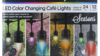 Enbrightenme.com Features Remote controlled color-changing bulbs Impact resistant Save energy, Save money Flexible mounting options Connect multiple strings Year-round Tech Specs 24 Feet 12 Bulbs 24″ Spacing between bulbs Lifetime...