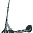 Razor.com SPECIFICATIONS Motor: Kick-to-start, high-torque, brushless, hub-driven Throttle: Electronic, thumb-activated, variable-speed, paddle controlled Brake: Electronic, thumb-activated paddle and rear-fender controlled Grips: Prism-shaped design, molded in soft rubber Downtube: Aluminum, featuring...