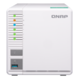 Qnap.com 30% of QNAP users choose to build RAID 5 array for their NAS for higher data protection, better system performance and more available storage space. The TS-328 is QNAP's...