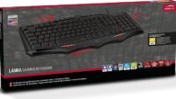 Speedlink.us Technical details Stealth-design gaming keyboard with USB connector Configurable red LED illumination with pulsating breathing effect Multimedia hotkeys Driverless installation 10 hotkeys for direct access to multimedia functions Full-size...