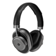 MasterandDynamic.com Technical Specifications: ACTIVE NOISE-CANCELLING Feed-forward and feed-back (hybrid) active noise-cancelling technology MATERIALS Leather, Anodized Aluminum DIMENSIONS 165mm x 190mm x 66mm CABLES 1.5m Standard 3.5mm Audio Cable, USB-C to...