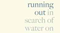 Running Out: In Search of Water on the High Plains by Lucas Bessire An intimate reckoning with aquifer depletion in America's heartland The Ogallala aquifer has nourished life on the […]